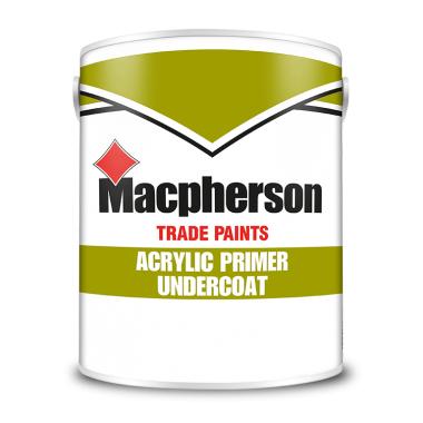 Crown Macpherson Acrylic Primer Undercoat Pdi Paints
