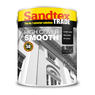 Sandtex Trade High Cover Smooth Pdi Paints